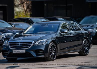 Mercedes-Benz S 400 d 4Matic L / AMG Style/ Exclusive