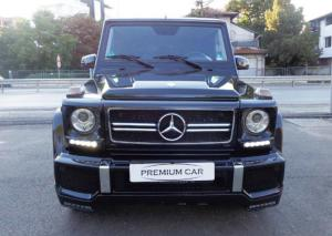 Mercedes-Benz G 350 CDI/ G63 Style