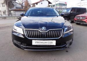 Skoda Superb 2.0TDI DSG 4x4