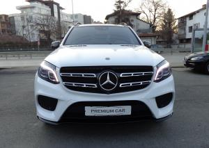 Mercedes-Benz GLS 500 4M AMG OPTIC
