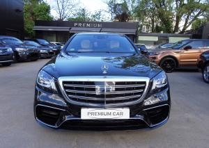 Mercedes-Benz S 560 L 4MATIC/ 63 AMG OPTIC