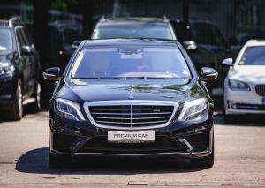 Mercedes-Benz S 63 AMG L 4MATIC / DESIGNO / CARBON CERAMIC