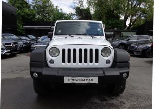 Jeep Wrangler Unlimited 2.8L CRD