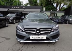 Mercedes-Benz C 220 CDI 4MATIC AMG OPTIC 9G TRONIC