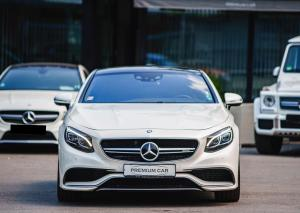 Mercedes-Benz S 63 AMG COUPE 4Matic Designo