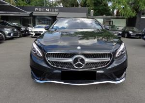 Mercedes-Benz S 500 4Matic COUPE AMG Style / DESIGNO
