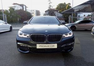 BMW 730d xDrive / M-Packet / Exclusive