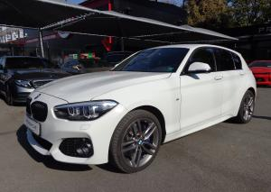 BMW 120d  xDrive M-Packet