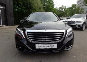 Mercedes-Benz S 350 d L 4MATIC