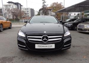 Mercedes-Benz CLS 350 CDI 4MATIC