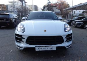 Porsche Macan TURBO CARBON