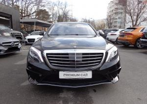 Mercedes-Benz S 63 AMG L 4MATIC / CERAMIC