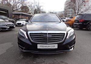 Mercedes-Benz S 500 4MATIC AMG OPTIC
