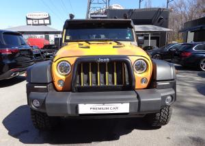 Jeep Wrangler TRAIL RATED 3.6i UNLIMITED