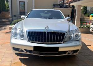 Maybach 57S CARBON
