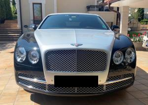 Bentley Flying Spur W12 Mulliner