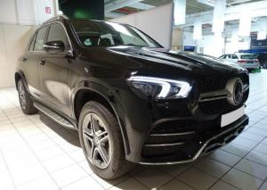 Mercedes-Benz GLE 400 d 4MATIC AMG OPTIC