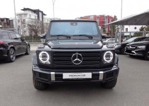 Mercedes-Benz G 500 AMG OPTIC