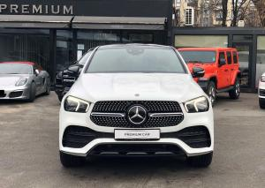Mercedes-Benz GLE 350 d Coupe AMG OPTIC