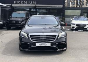 Mercedes-Benz S 63 AMG L 4 MATIC+ CARBON