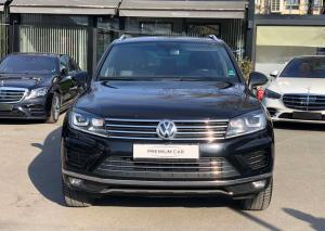 VW Touareg 3.0 TDI Off Road
